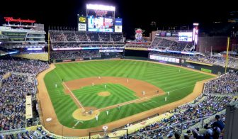 Twins grab early central lead