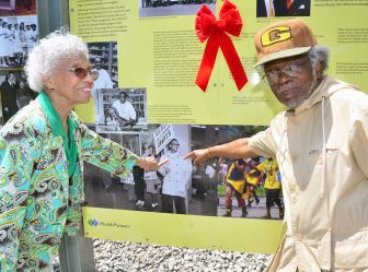 Commemorative Plaza revives the spirit of Rondo