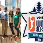 The behind-the-scenes local 'MVP' of this year's WNBA All-Star game