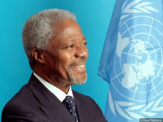 WATCH: The United Nations mourns former Secretary-General Kofi Annan
