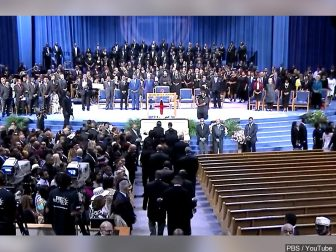 WATCH: Funeral for Aretha Franklin, Queen of Soul