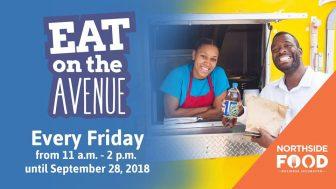Eat on the Avenue: Friday Food Truck Lane @ Minneapolis | Minnesota | United States