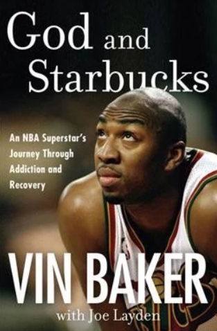 Former NBA star Vin Baker shares perils of addiction and joy of recovery