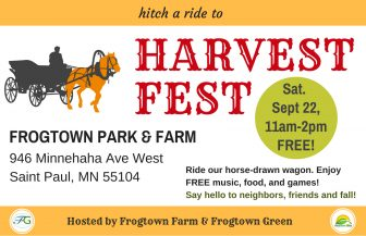 Harvest Fest @ Frogtown Park and Farm | Saint Paul | Minnesota | United States