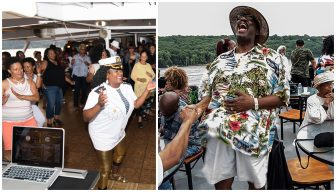 Boat cruise fosters community spirit – and fun (photos)