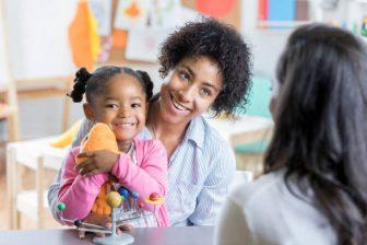 Parent-teacher relationships can help improve students' success