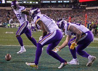 Vikings sustain pre-season damage
