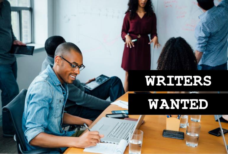 MN Spokesman-Recorder x Writers Wanted
