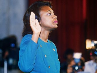 Have things changed since Anita Hill?