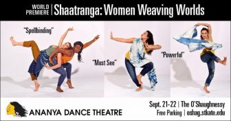 """Shaatranga: Women Weaving Worlds"" @ The O'Shaughnessy at St. Catherine University    