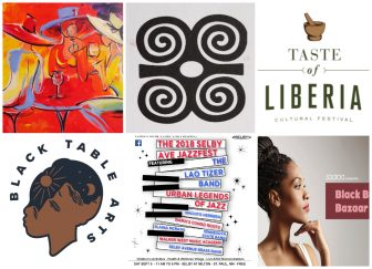 Community calendar: African American history museum opening, Selby Ave. JazzFest, Taste of Liberia & more!