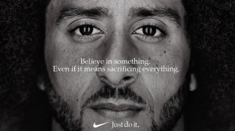 Colin Kaepernick: the face of Nike's 'Just Do It' 30th Anniversary campaign (updated w/vid)