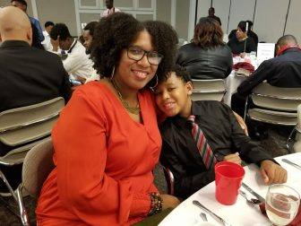 Mother-Son Gala honors moms 'doing it alone'