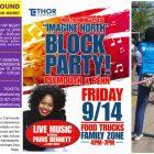Community calendar: 'Imagine North' Block Party, Mpls Sound exhibit & much more!