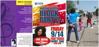 Community calendar: 'Imagine North' Block Party, Mpls Sound exhibit & much more!