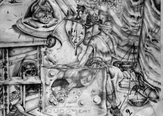 Through his art, former prisoner diagnoses systemic sickness of Florida's prisons