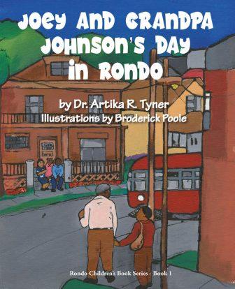 Children's book series celebrates spirit of Rondo