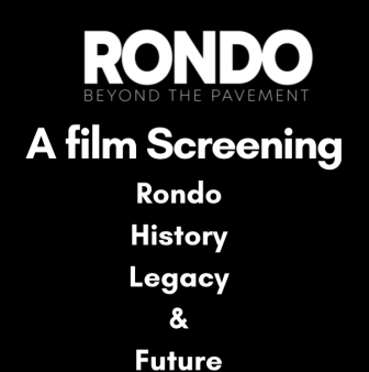 Film Screening: 'Rondo: Beyond the Pavement'
