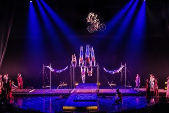 Cirque du Soleil's Corteo @ Target Center | Minneapolis | Minnesota | United States