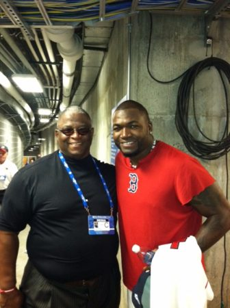 Boston Red Sox champions of baseball!