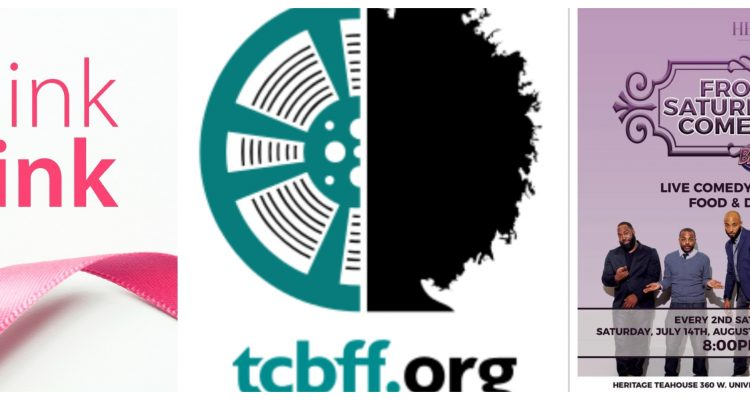 Community Calendar: Twin Cities Black Film Festival, Think Pink & more