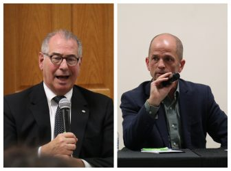 County Attorney debate probed volatile issues