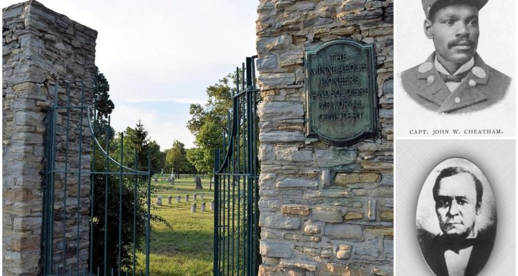 Black history unearthed in Mpls' oldest cemetery