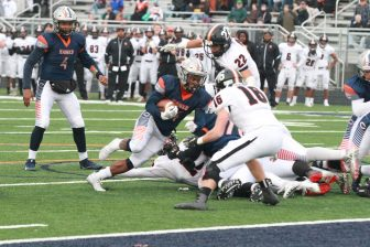 Robbinsdale Cooper one game from state playoff