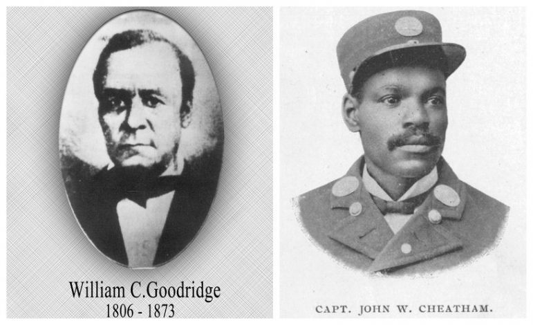 John W. Cheatham William C. Gooddridge