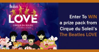 WIN: 'The Beatles LOVE' Prize Pack