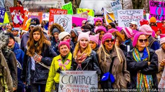 Can the Women's March survive petulant White women?