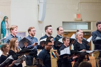 Border CrosSing choral concert @ Landmark Center