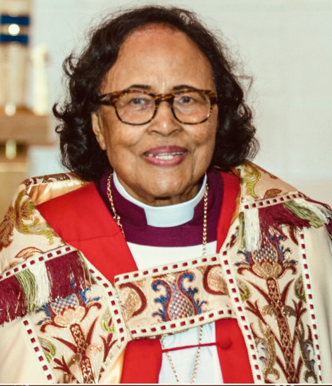 Dr  Willa Grant Battle celebrates 60 years on the pulpit | MN