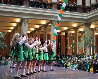 St. Patrick's Day Celebration @ Landmark Center | Saint Paul | Minnesota | United States