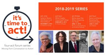 YWCA It's Time to Act! Forum Featuring John Biewen @ Westminster Presbyterian Church | Minneapolis | Minnesota | United States