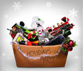 The holidays are the perfect time to recycle old batteries