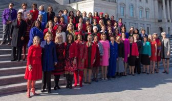 How many women does it take to change a broken Congress?