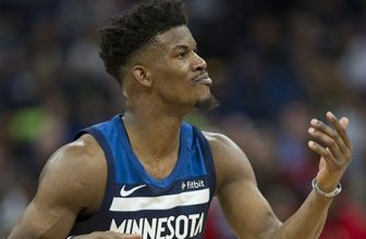 Jimmy Butler traded to Philadelphia