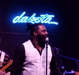 Johnnie Brown lights up Dakota stage with Pendergrass tribute