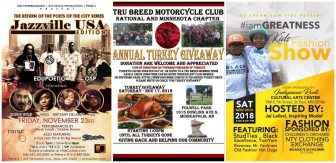Community Calendar: turkey giveaways, holiday pop up & more