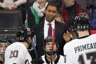 The color of hockey: Two Black hockey coaches meet in a historic first