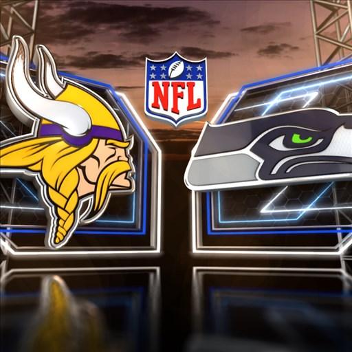Vikings vs Seattle