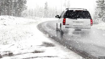 Check conditions before hitting the road