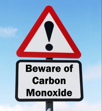 Carbon monoxide is a silent winter killer
