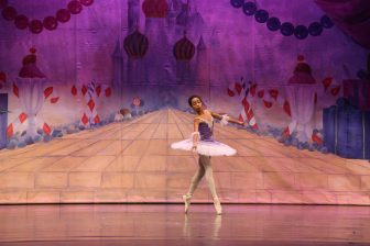 Washburn student celebrates 10 years of classical 'Nutcracker' ballet performances