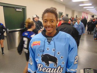 The color of hockey: Diversity on the rise in women's pro hockey