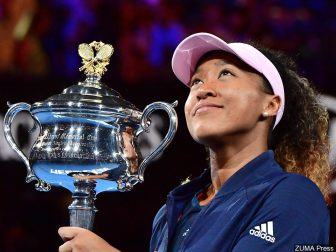 Naomi Osaka has arrived, wins Australian Open and No. 1 world ranking