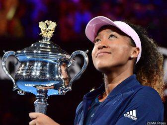 Naomi Osaka has arrived, wins Australian Open and No. 1 world ranking