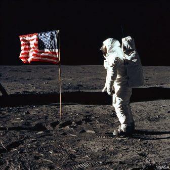 What moon landing?