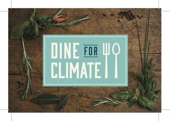 Dine for Climate at fig + farro @ fig + farro